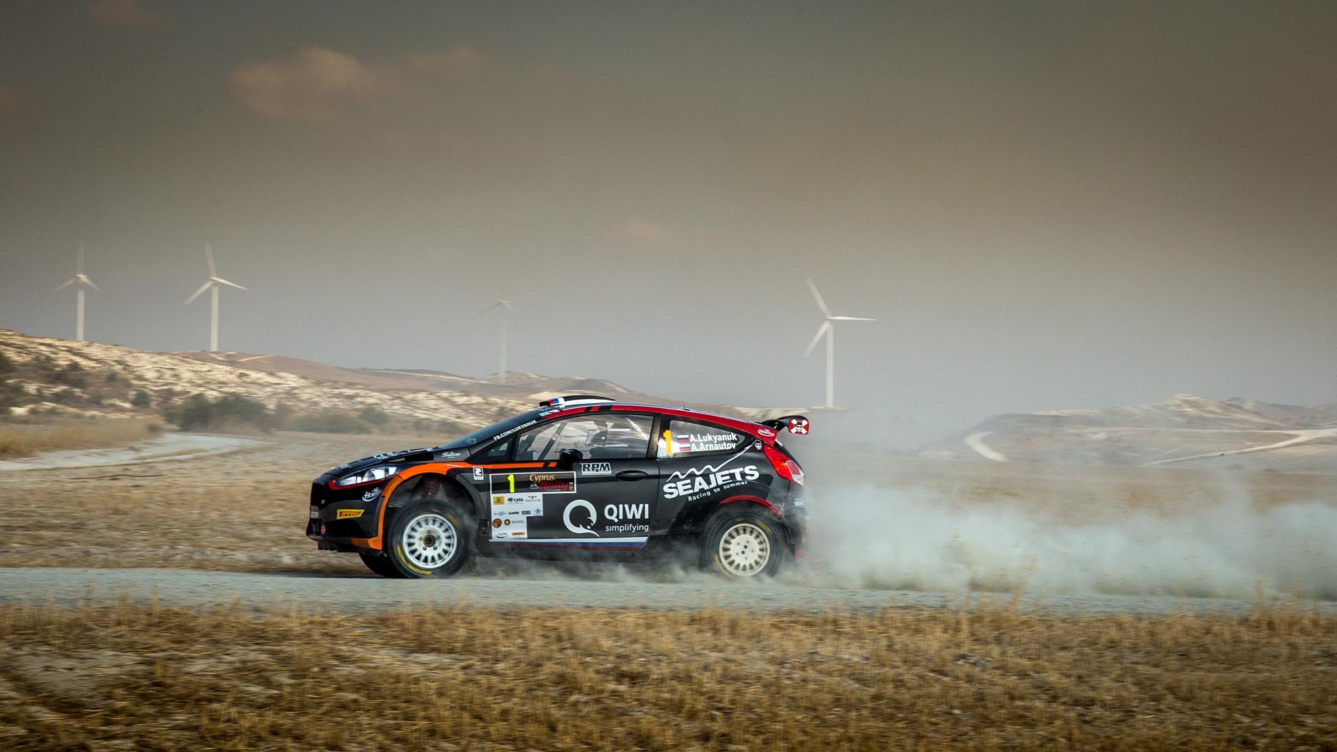 Cyprus Rally 2018 – четвертый этап Чемпионата Европы по ралли