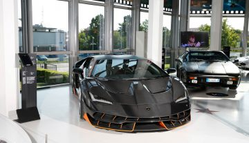 Lamborghini в кино