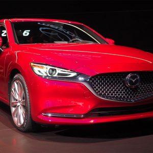 Новое поколение Mazda 3 покажут в Лос-Анджелесе