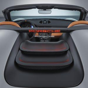 Мировая премьера Porsche 911 Speedster Concept