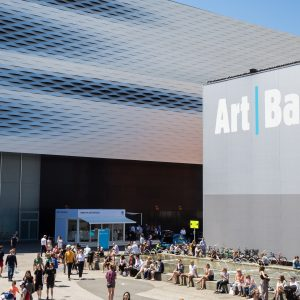 BMW на выставке Art Basel 2018