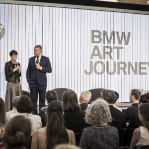 Зак Лэнгдон-Поул – победитель проекта BMW Art Journey