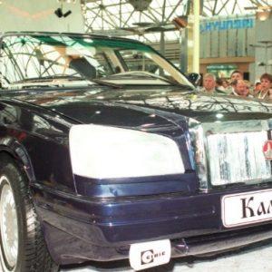 За уникальный «Москвич» просят 8 млн рублей