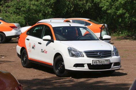 Автопарк каршеринга TimCar пополнят Nissan Almera