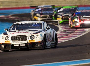 Bentley Continental GT3 прошёл испытание на выносливость