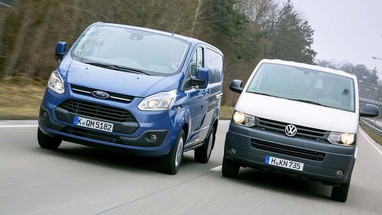 Volkswagen и Ford снова вместе