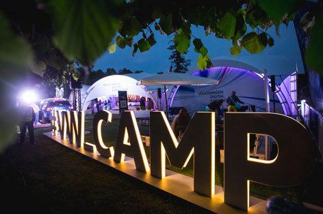 Новые модели Volkswagen показали на фестивале «Усадьба Jazz»
