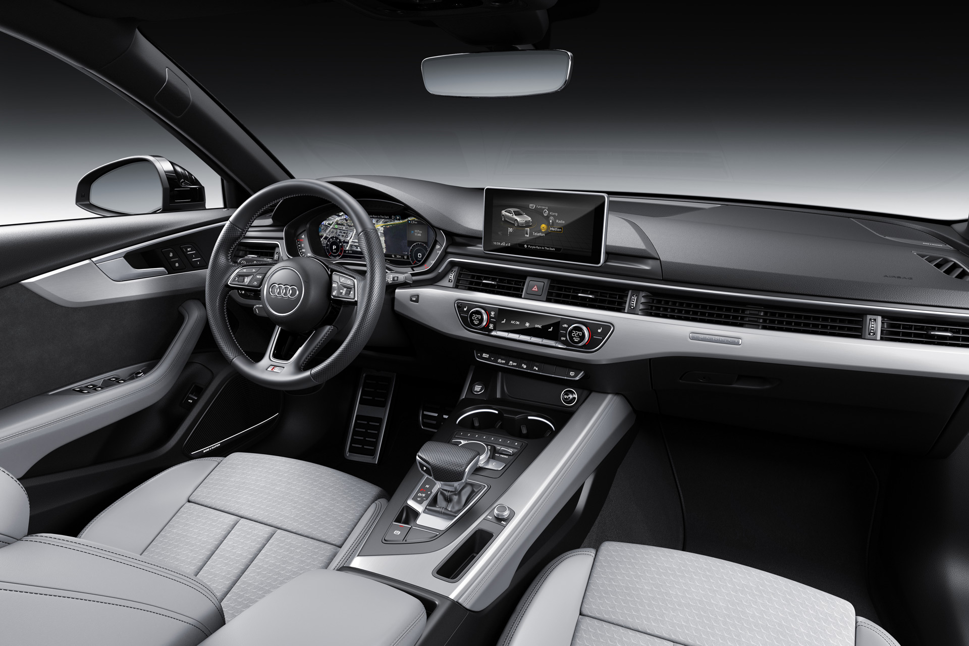 Audi A4 и Audi A4 Avant: бестселлеры в безупречной форме