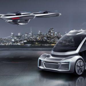 Проект воздушного такси в Ингольштадте