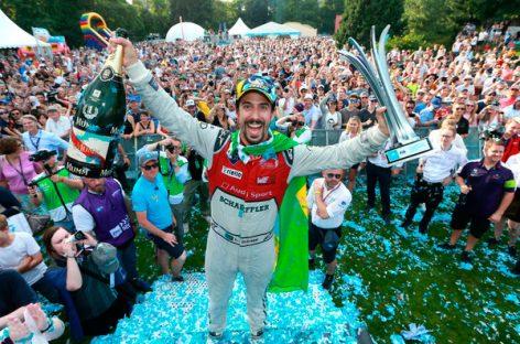 Formula E: важная победа Audi в Цюрихе