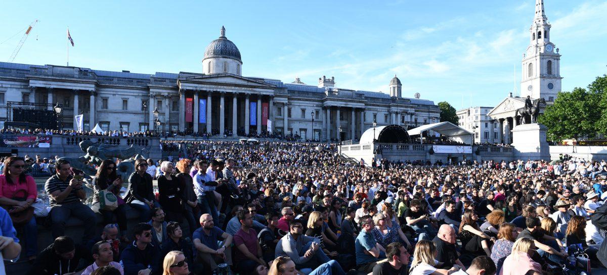 Концерт серии BMW LSO Open Air Classics состоится в Лондоне