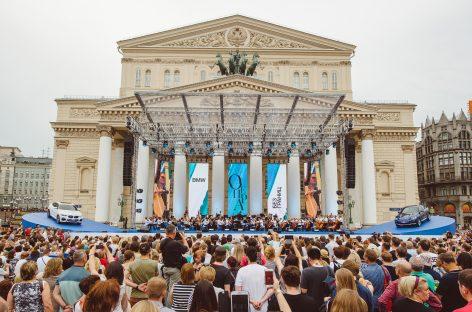 Российская премьера проекта «BMW Опера без границ»