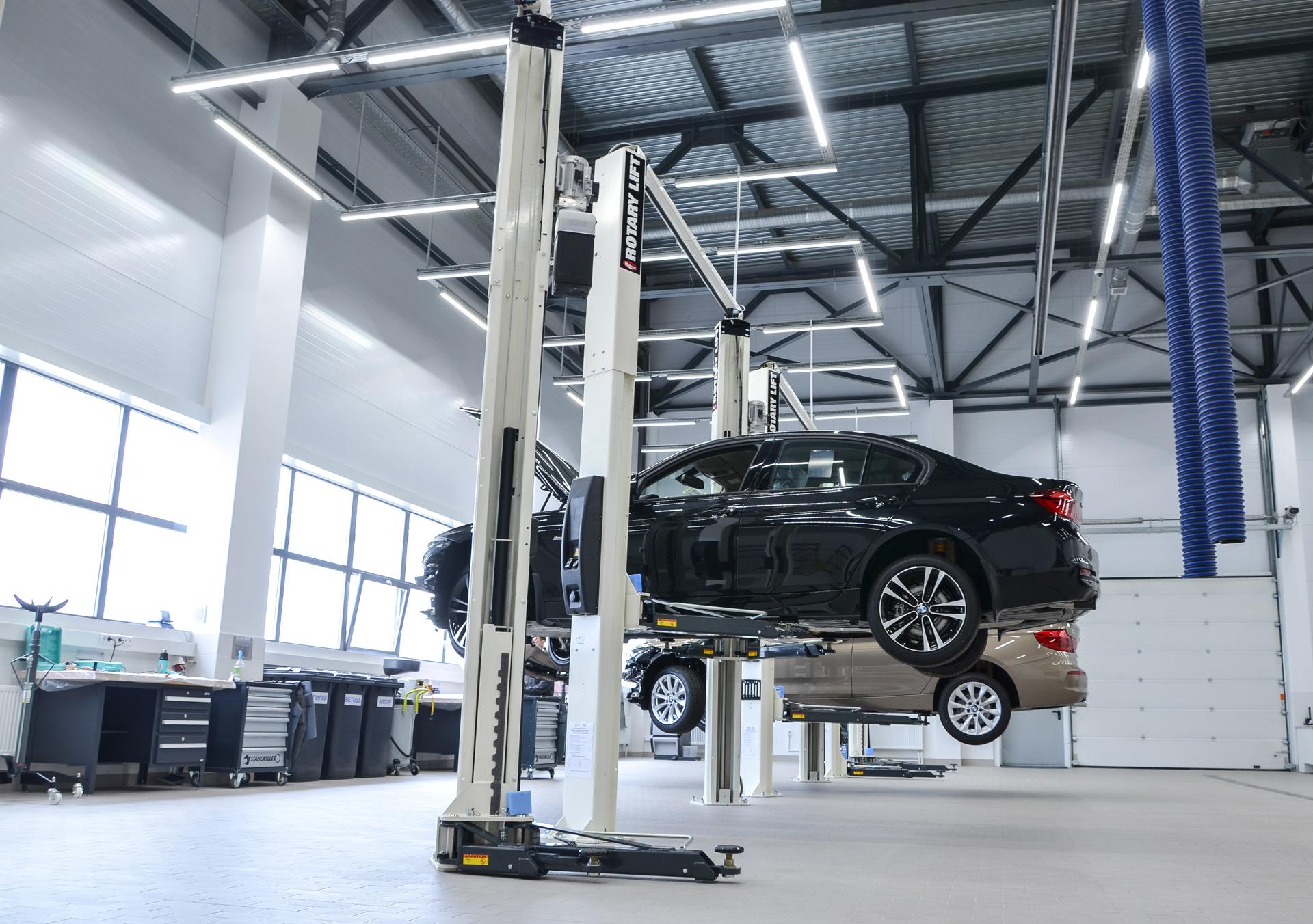 В Магнитогорске открылся первый официальный дилерский центр BMW «Прайм Авто»