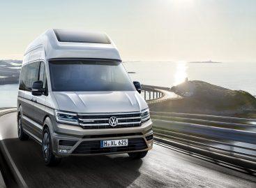 Volkswagen празднует тридцатилетие своего легендарного автофургона