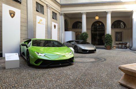 Новая коллекция Весна-лето 2019 от Lamborghini