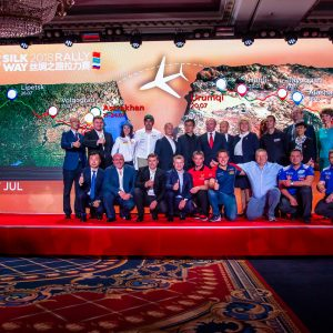 Представлен маршрут ралли-марафона «Шёлковый путь» 2018