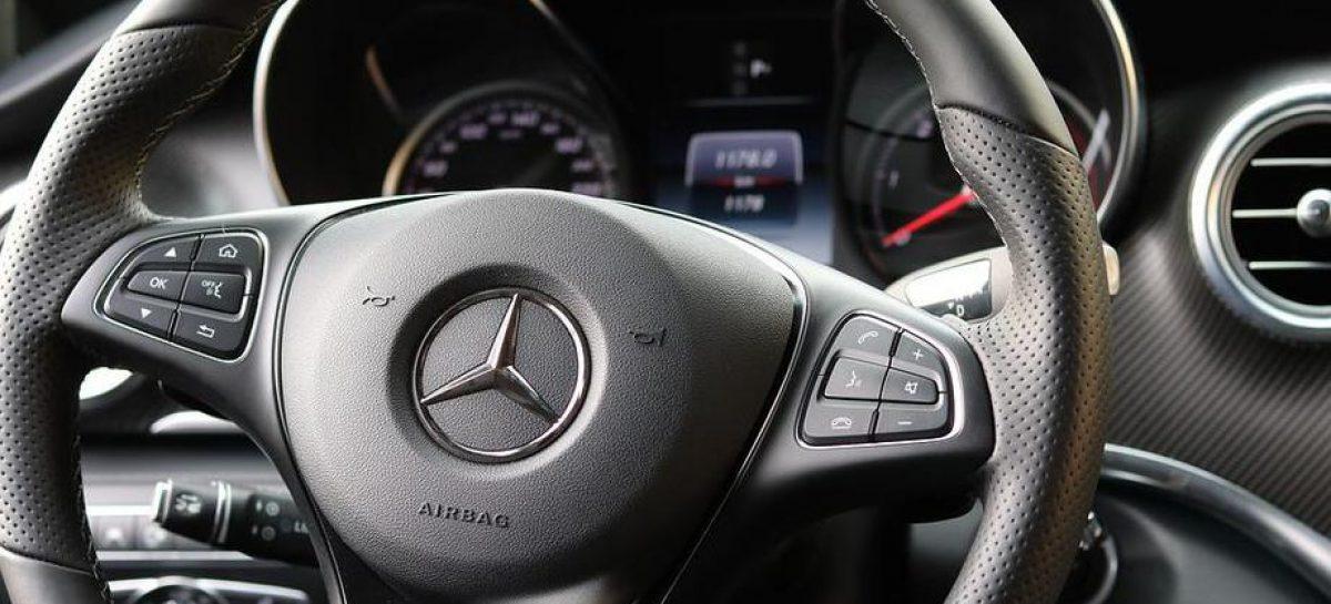 Первый Mercedes подарят самому заслуженному человеку Подмосковья