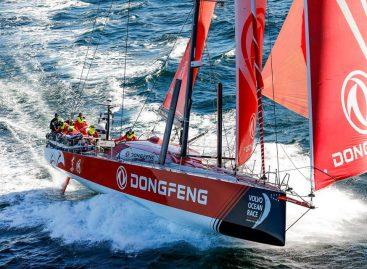 Победа Dongfeng Race Team на Volvo Ocean Race 2017-2018