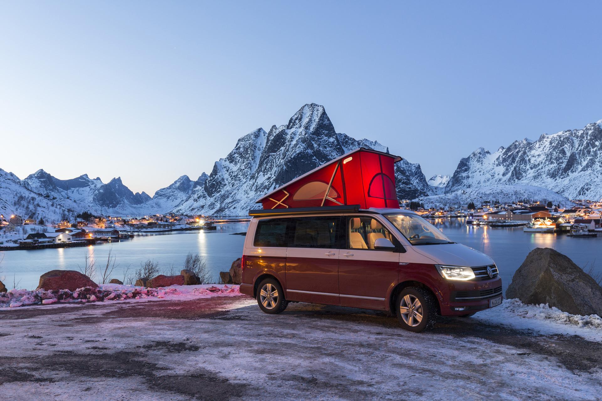 Volkswagen California: 30 лет путешествий и свободы