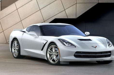 Новый Chevrolet Corvette станет 1000-сильным гибридом