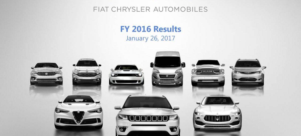 FCA не убьет Chrysler и электрифицирует бренд FIAT