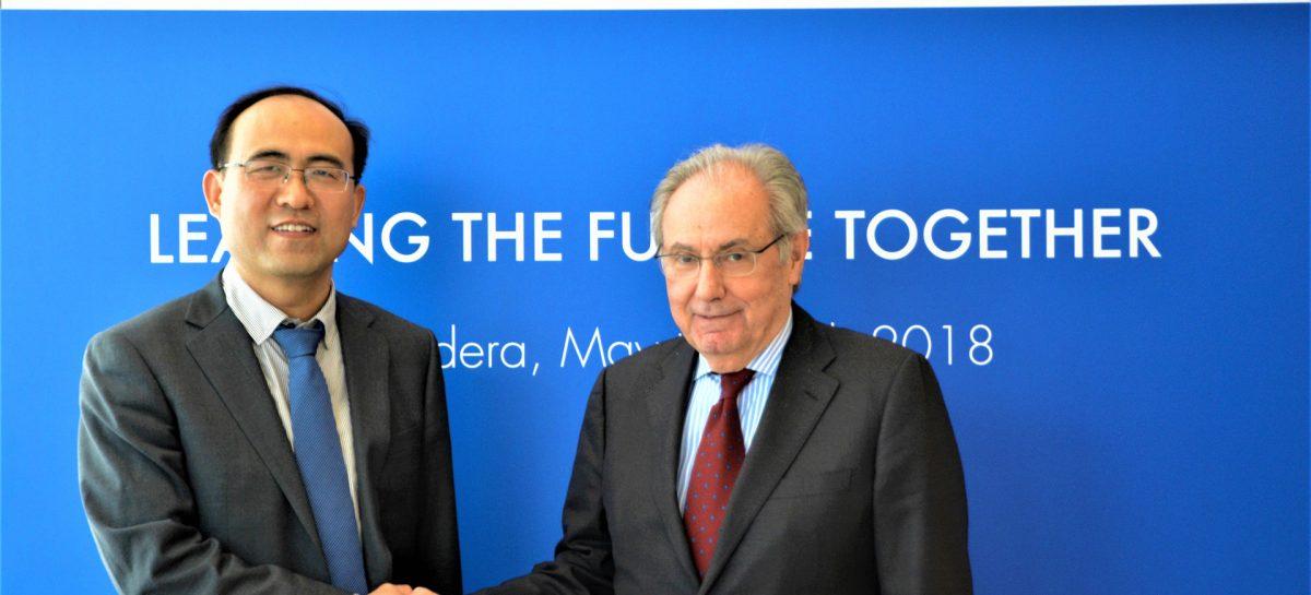 Foton и Piaggio будут работать вместе