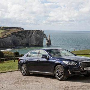 Genesis возглавил рейтинг качества новых автомобилей J.D. Power IQS-2018