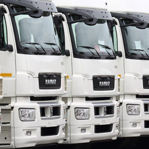 Названы самые популярные грузовики у юрлиц в России