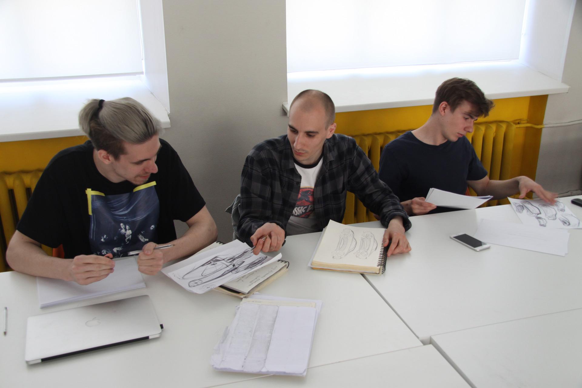 LADA будущего в работах студентов Московского Политеха