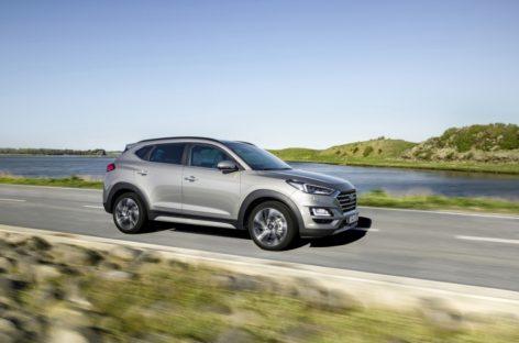 Hyundai Tucson стал 48-вольтным гибридом