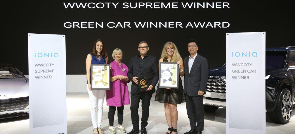 Hyundai стал женским автомобилем года