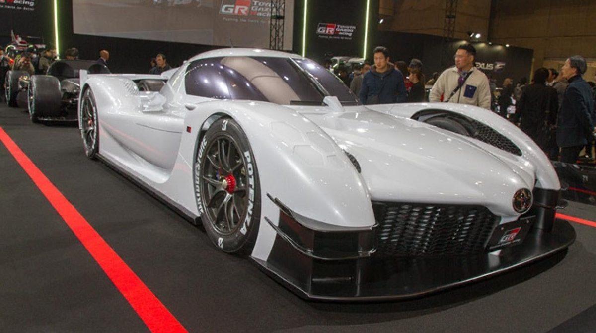 Toyota начнет производить 986-сильный гиперкар