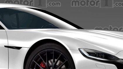 Рендер Mazda с двигателем SkyActiv-R