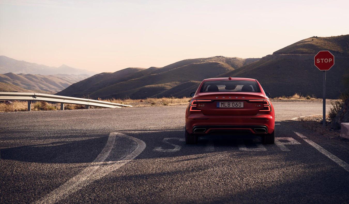Volvo Cars представляет новый спортивный седан S60