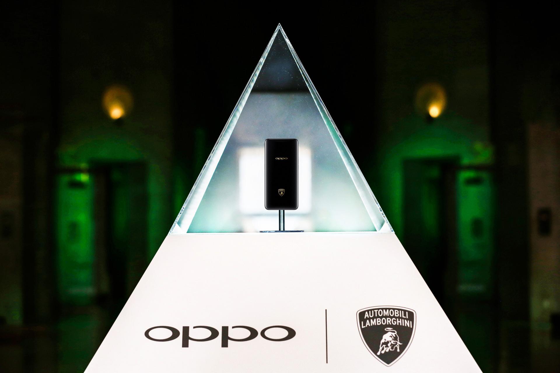 Automobili Lamborghini и OPPO объявляют о глобальном стратегическом партнерстве