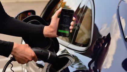 Цифровой зарядный сервис для электромобилей