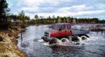 В Нижнем Новгороде разработали новое поколение вездехода «Русак-3993»
