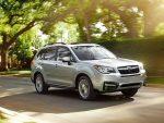 Старт продаж юбилейной версии Subaru Forester