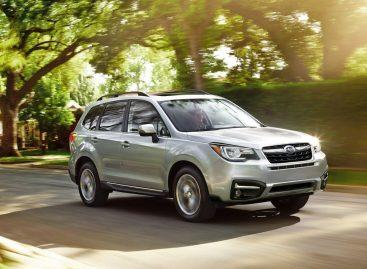 Subaru объявляет цены и комплектации нового Forester