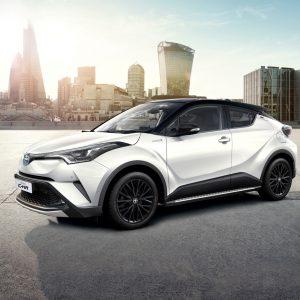 Стартуют продажи Toyota C-HR с выгодными условиями по кредиту и КАСКО