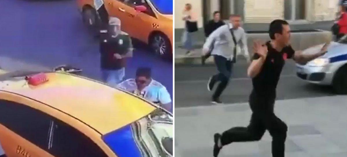 Таксист из Киргизии, сбивший пешеходов, не был пьян. Видео допроса