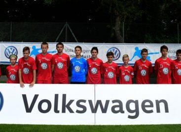 Сборная России на турнире Volkswagen Junior World Masters 2018