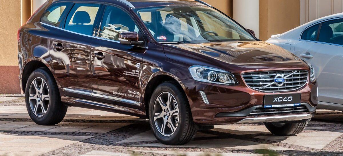 Volvo XC60  признали лучшим