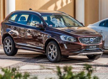 Volvo Car Russia предложит по подписке ограниченную партию автомобилей XC60 в аренду