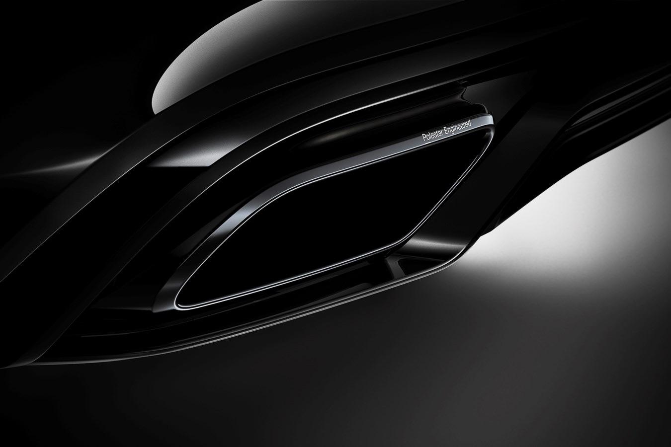 Volvo Cars представляет обновлённый спорт-пакет Polestar Engineered