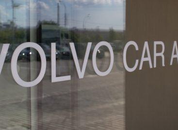 Новый дилерский центр Volvo Car Авилон в Москве
