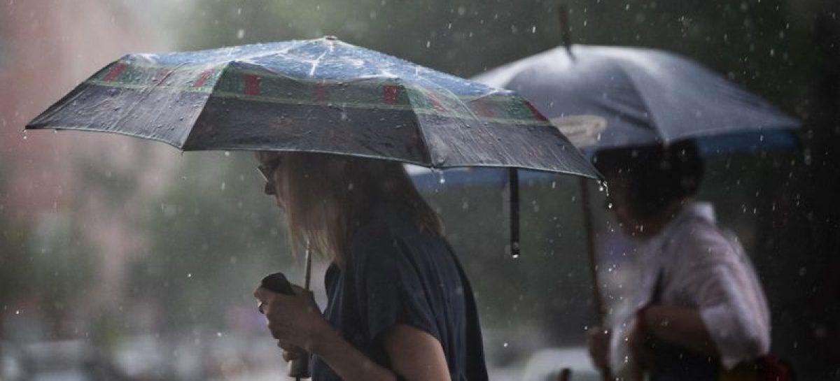 Синоптики предупредили москвичей о грозовых дождях, граде и шквалистом ветре