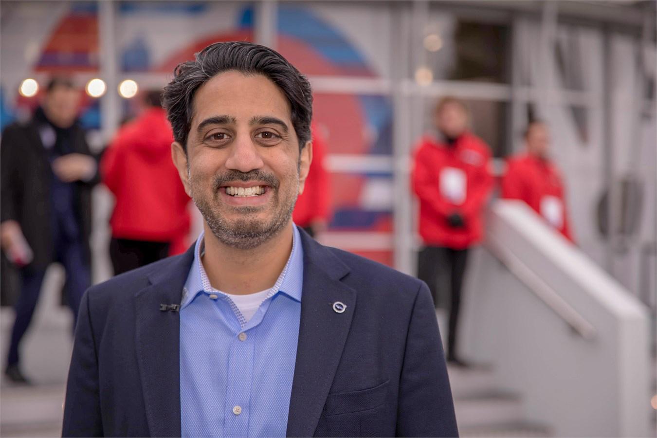 Генеральный директор Tech Fund Заки Фасихуддин