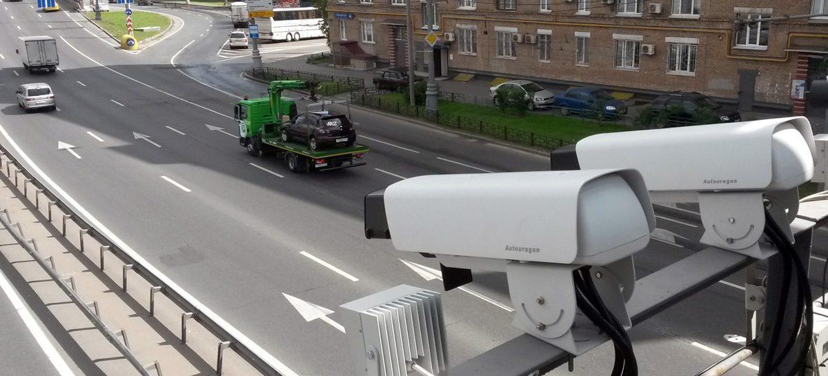ГИБДД: штрафы от двух стоящих рядом камер — это законно
