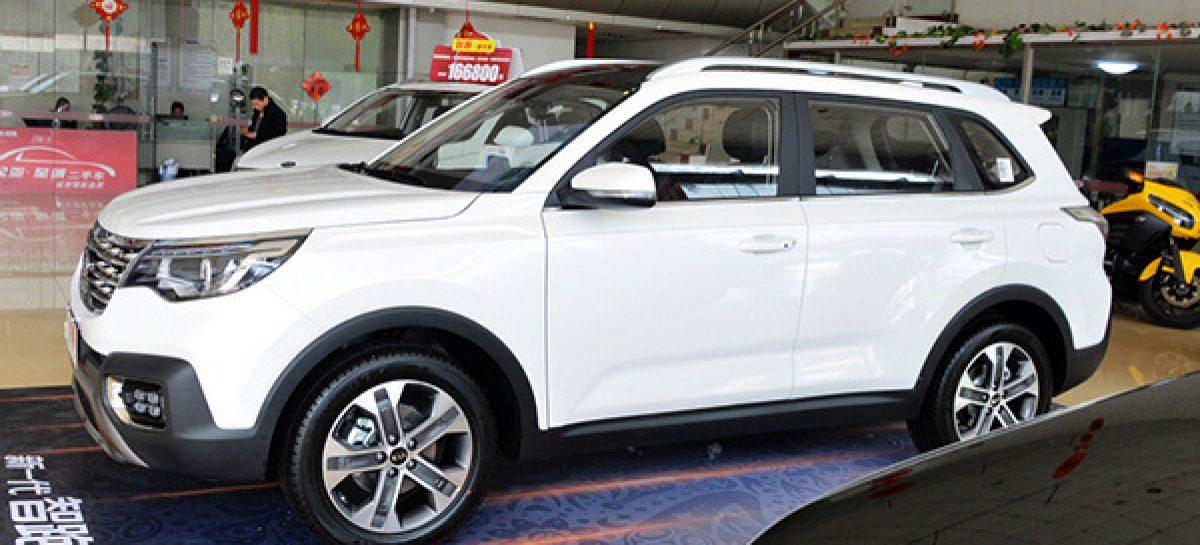 Бюджетный Kia Sportage обошёл по продажам новый Hyundai ix35 и Creta